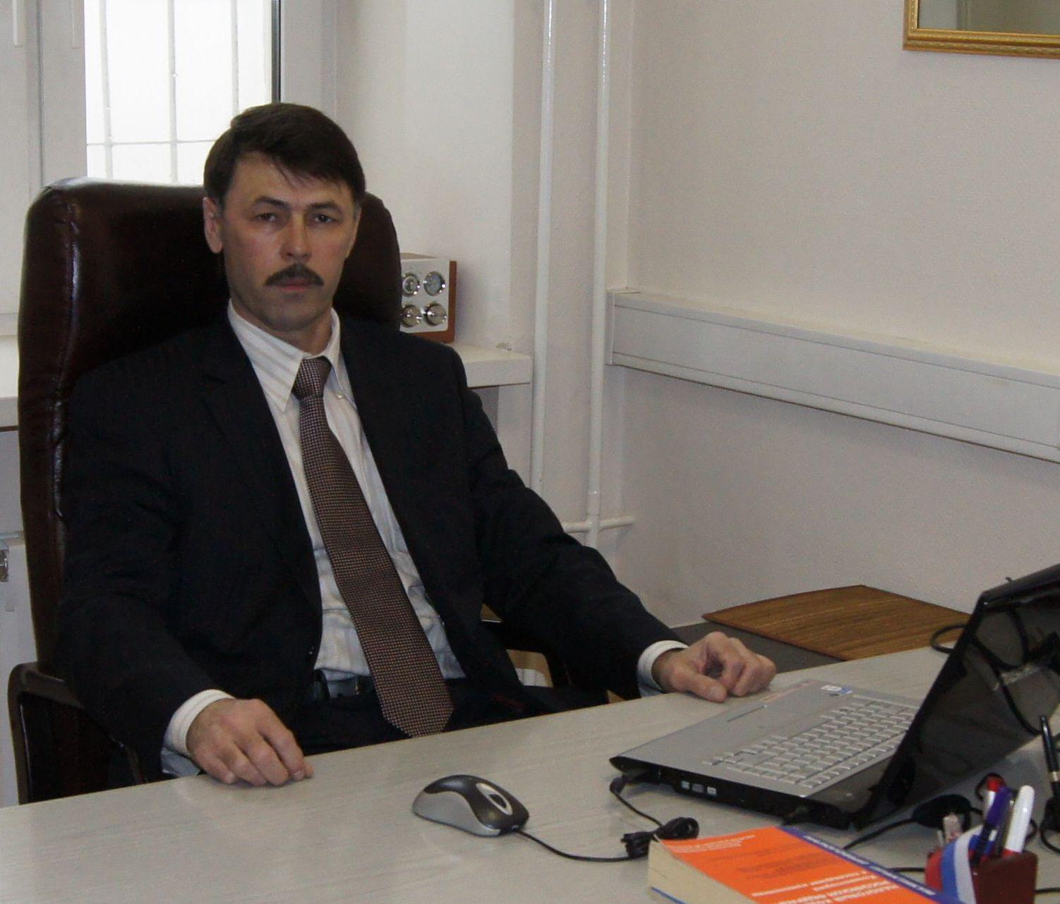 Адвокат Ившин Александр Валентинович